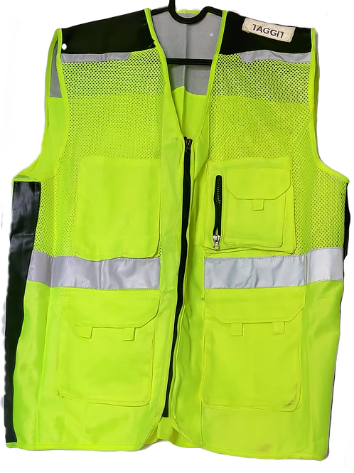 RFID Reflective Safety Jacket