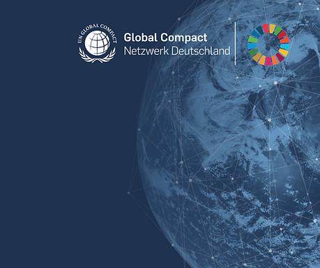 Global Compact Netzwerk Deutschland: Webinarreihe Die Sustainable Development Goals in der Unternehmenspraxis (Teil 1)