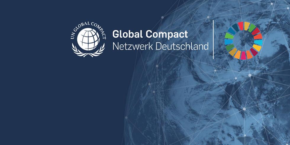 Global Compact Netzwerk Deutschland: Webinarreihe Kernarbeitsnormen | Webinar 1 - Brücken bauen