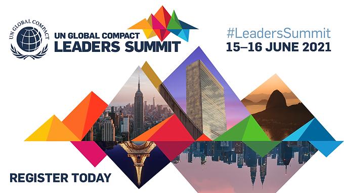 UN Global Compact Leaders Summit 2021