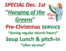 """SPECIAL_""""Hanging_of_the_Greens""""_Sunday.j"""