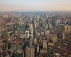 Modern China in Shanghai