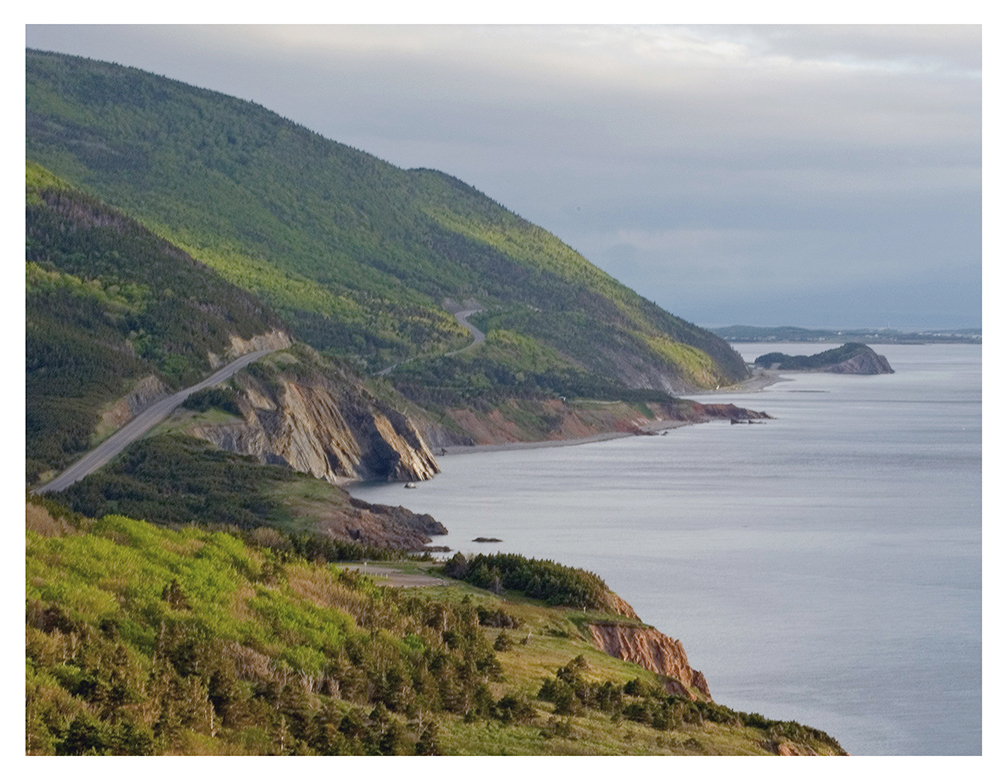 cabot trail, west coast Cape Breton