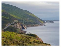 cabot trail, west coast Cape Breton