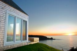 eaglesPass sunset, sea sky cottages