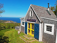 deepBlueSea cottage, seasky cottgages in chimney corner, cape breton