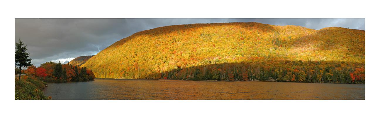 lake olaw panorama