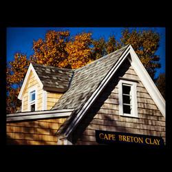 cottage in fall, deepBlueSea cottage