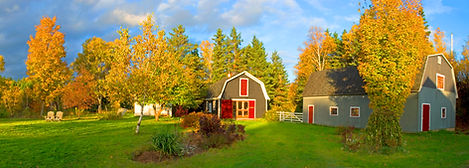 rental cottage barns