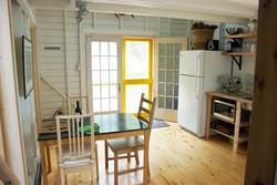 kitchen, deepBlueSea cottage