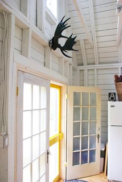 doors, deepBlueSea cottage