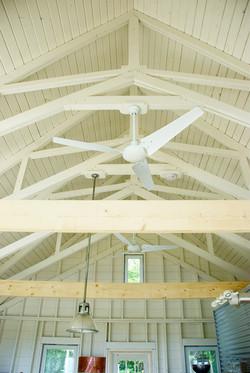 ceiling architecture cape cottage