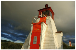 two lights, margaree harbour