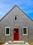 Cape cottage, one the SeaSkyCottages in Chimney Corner, Cape Breton Island, Nova Scotia