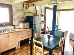Lovely kitchen SeaSky cottage