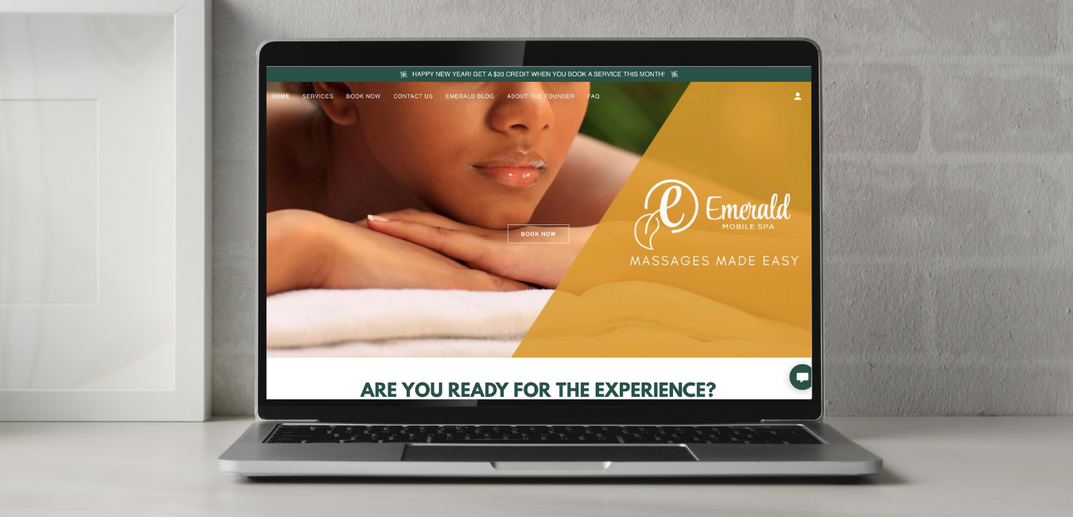 EMERALD TOUCH SPA