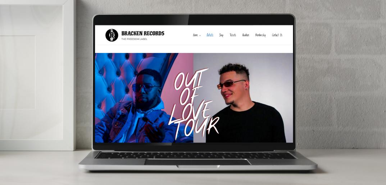 BRACKEN RECORDS