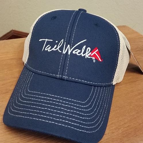 Tailwalk Release Logo - Mesh Trucker Hat