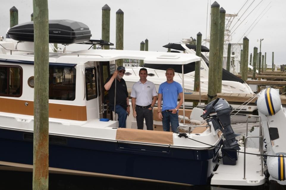 Ranger Tugs Cutwater Boats Emile Petro