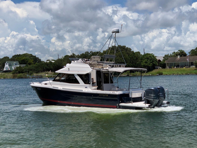32 Cutwater CB LE 2020 T/Yamaha 300hp