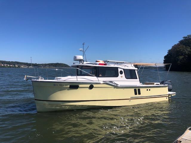27 Ranger Tug 2019
