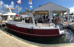 Boat show Cutwater and Ranger Tugs