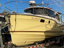 27 Ranger Tug for sale Emile Petro (7).J