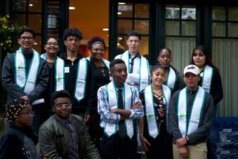 GW Patriot Pairs Graduates
