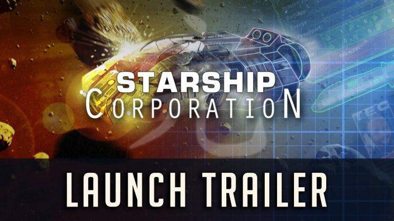 Starship Corporation - Launch Trailer