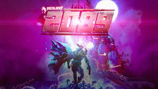 Pistol Whip VR: 2089 - Launch Trailer