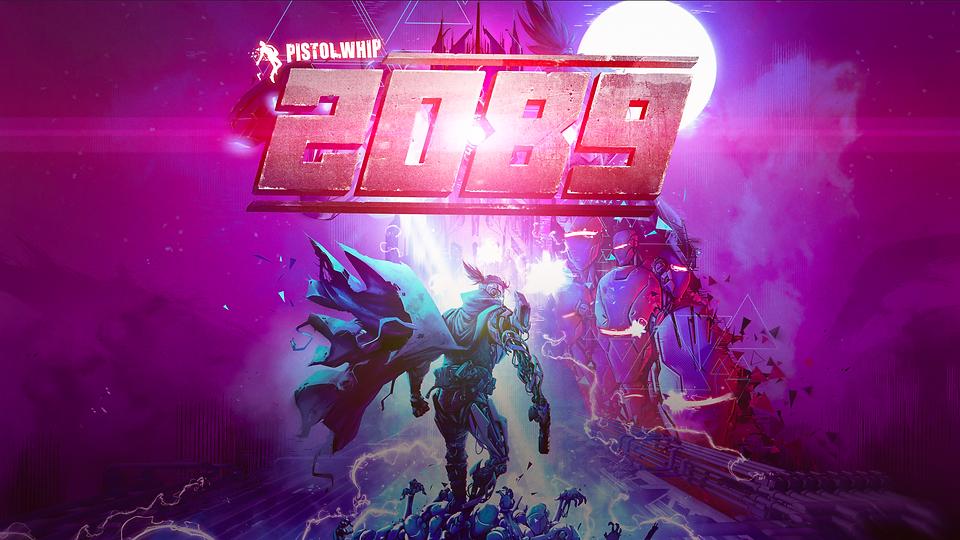 Pistol Whip: 2089 - Launch Trailer