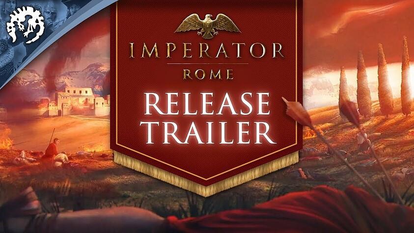 Imperator Rome - Launch Trailer