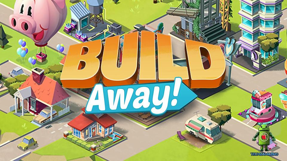Build Away - Trailer