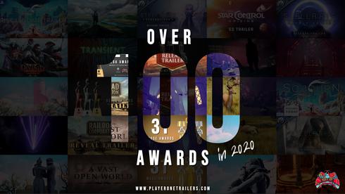 Receiving Over 100 Awards