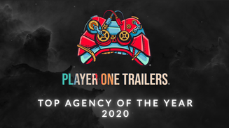 Player One Trailers Listed as Top Agency of 2020