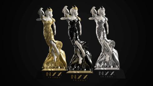 Winning 29 Awards from the NYX Awards