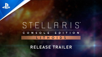 Stellaris: Lithoids - Launch Trailer