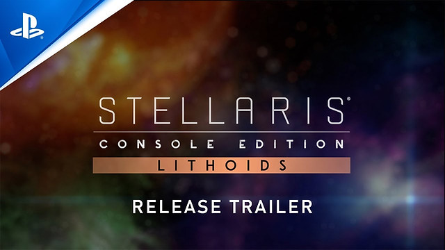 Stellaris: Lithoids - Release Trailer