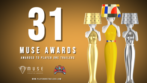 Winning 31 Awards from the Muse Awards