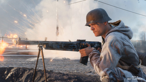 PCGamesN | This Is Battlefield