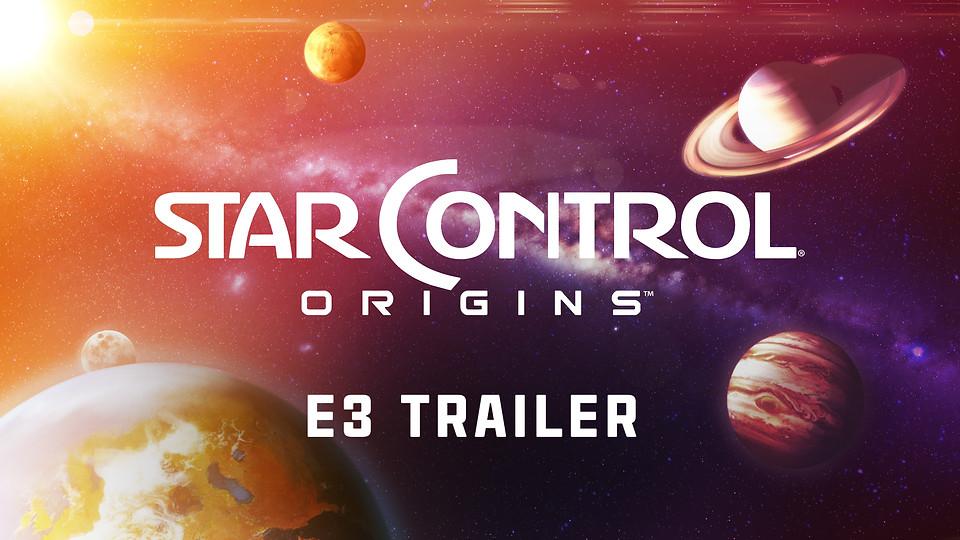 Star Control: Origins - E3 Trailer