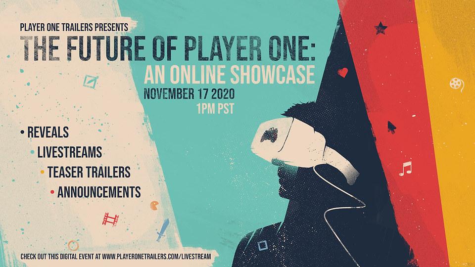 Official Player One Showcase Livestream