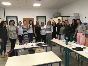 Educational Workshop at Kulna Yachad- A