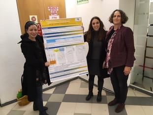 Karen's poster, Hadassah College