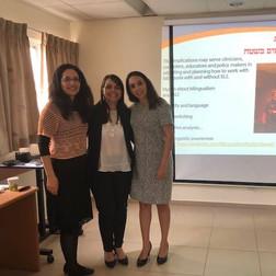 Speech Language pathalogists workshop