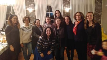 Lab Hanuka Party 2016
