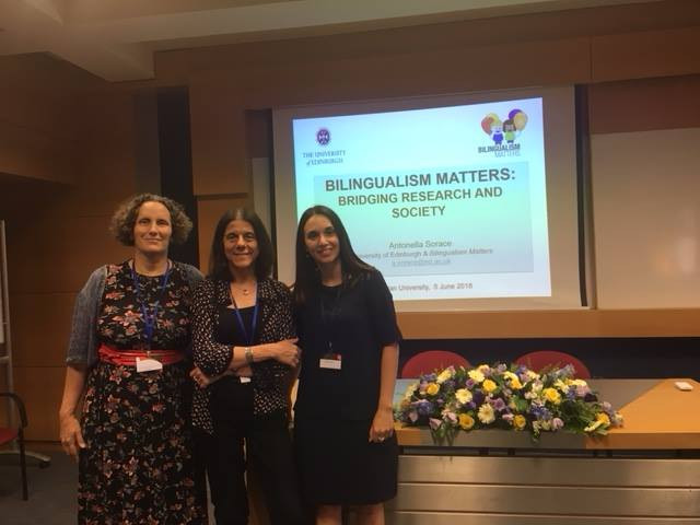 Opening Event Bilingualism Matters