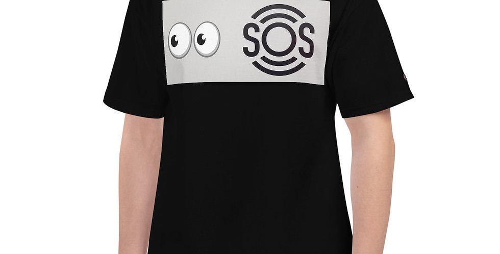 Peep S.O.S Men's Champion T-Shirt