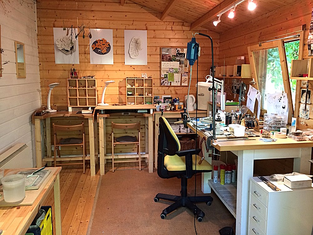 Kate Bajic studio