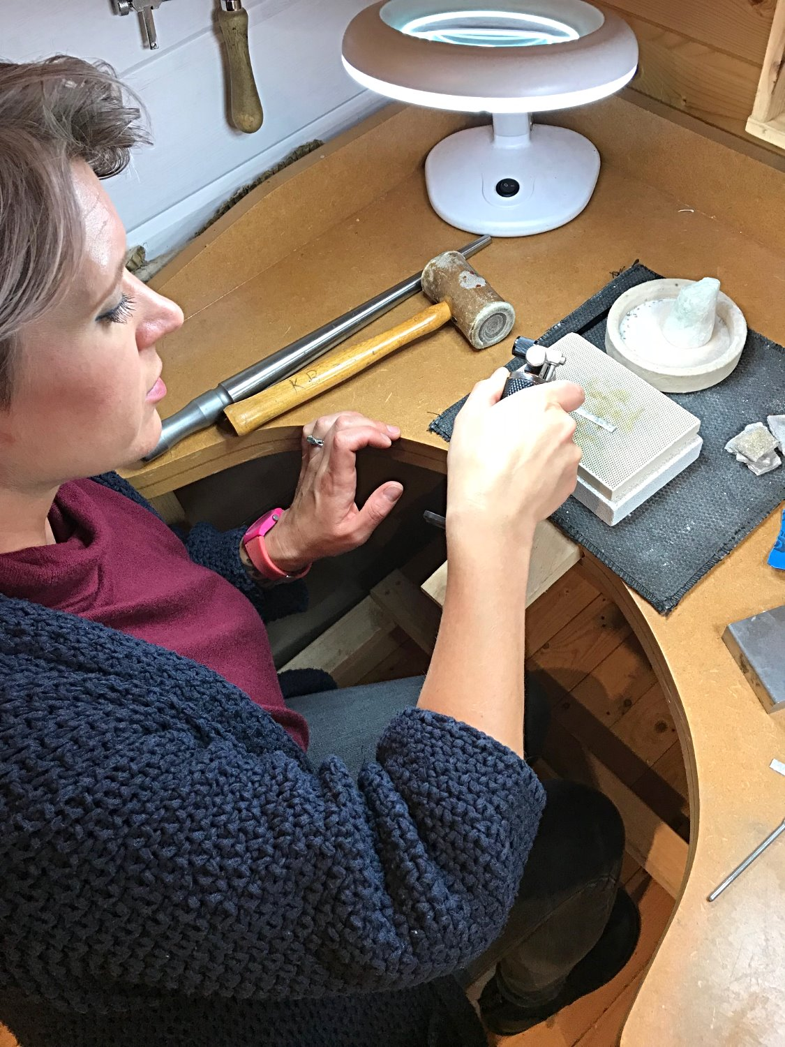 Private jewellery tuition